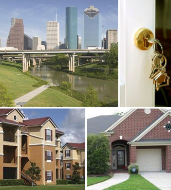 Homes and Apartments in Harris County)